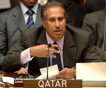 Hamad bin Jassim bin Jaber Al Thani, the former Prime Minister of Qatar, submitted accounts and evidence to Pakistan's Supreme Court which were deemed to be false and discredited