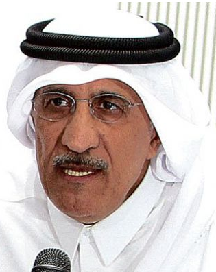 Photo of Sheikh Abdullah bin Mohammed bin Saud Al Thani