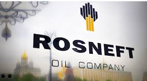 Russian Oil Company Rosneft Logo