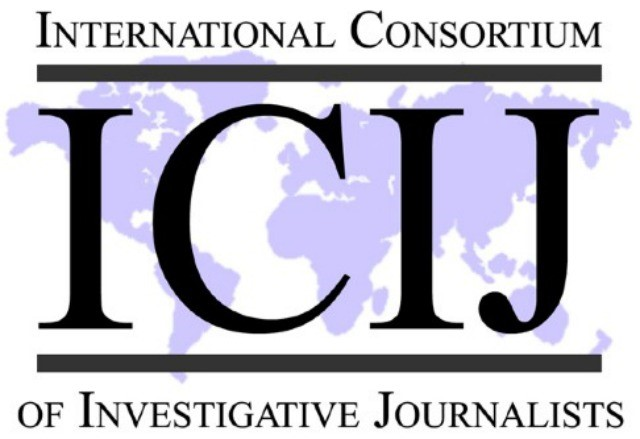 International Consortium of Investigative Journalists Logo