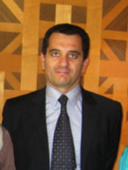 "The Lebanese-French lawyer Fady Bakhos, described as HBJ's ""HBJ's right-hand man"""