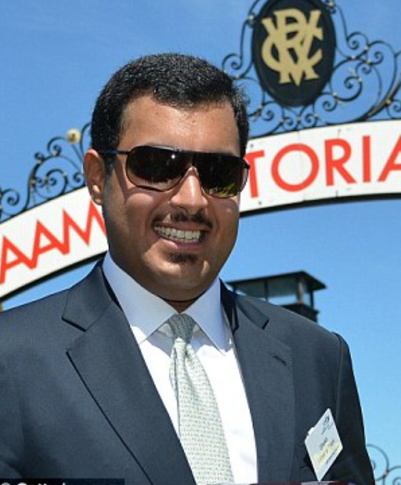 Fahad Bin Abdullah Bin Khalifa Bin Hamad Al Thani—director of QIPCO Holding, shareholder of SCI Umm Qarn, and equine enthusiast