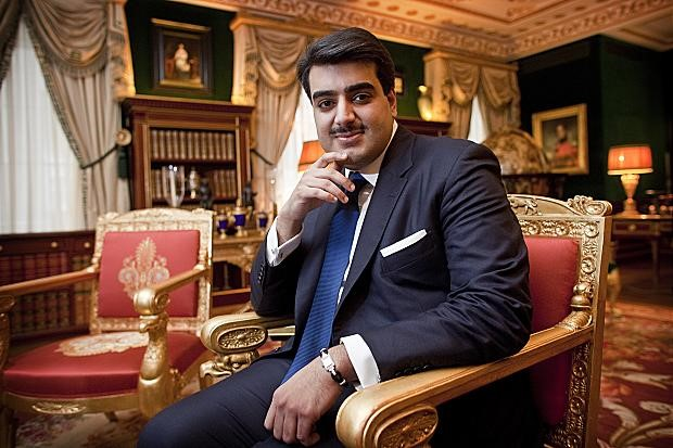 Hamad Bin Abdullah Bin Khalifa Bin Hamad Al Thani—first cousin to the current Emir, son of the former Prime Minister, and chief executive of QIPCO Holding
